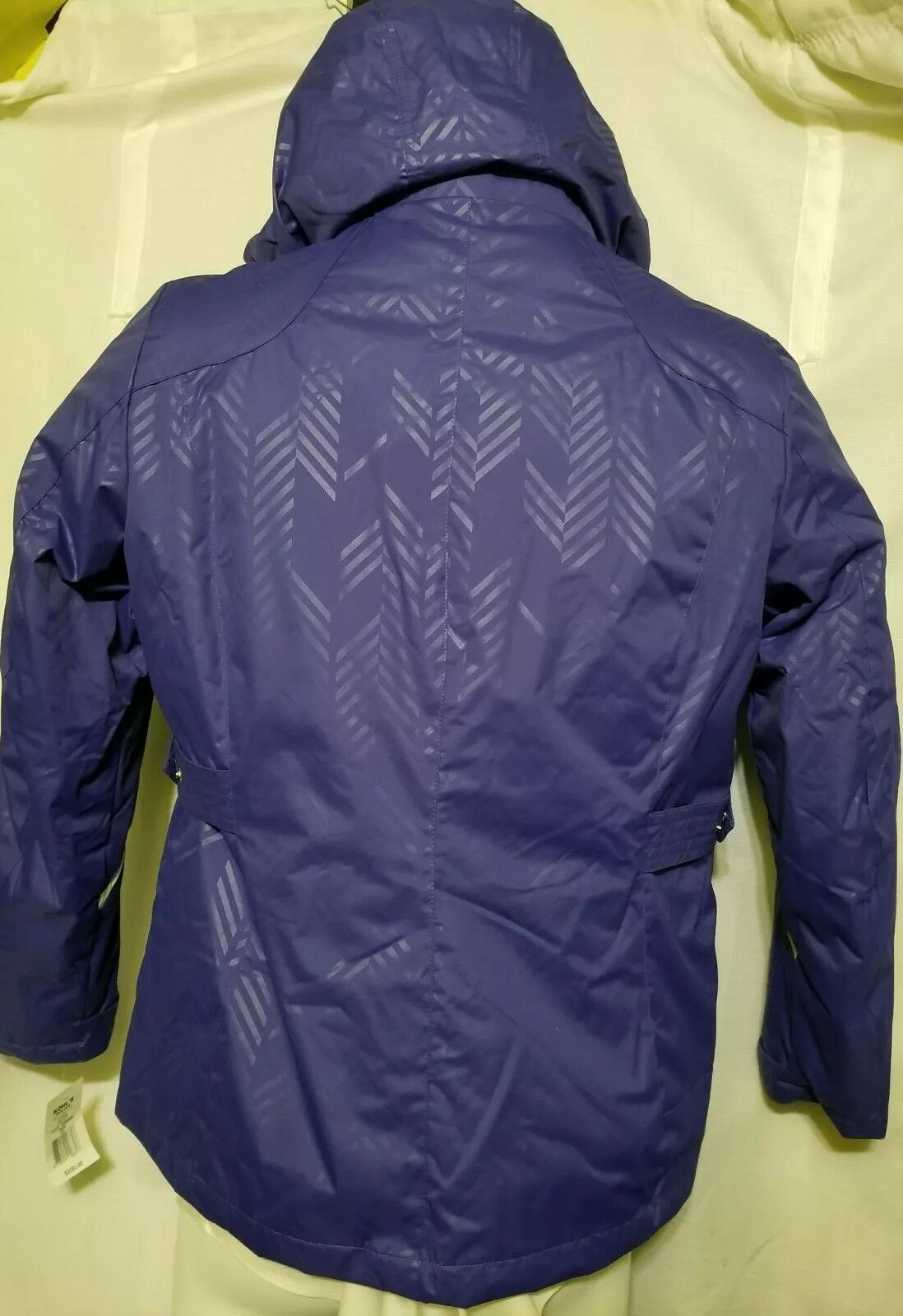 ZeroXposur NEW 3 in 1 Coat XL Ultra Light Light Light ThermoCloud Water Wind Resistant bluee acaf19