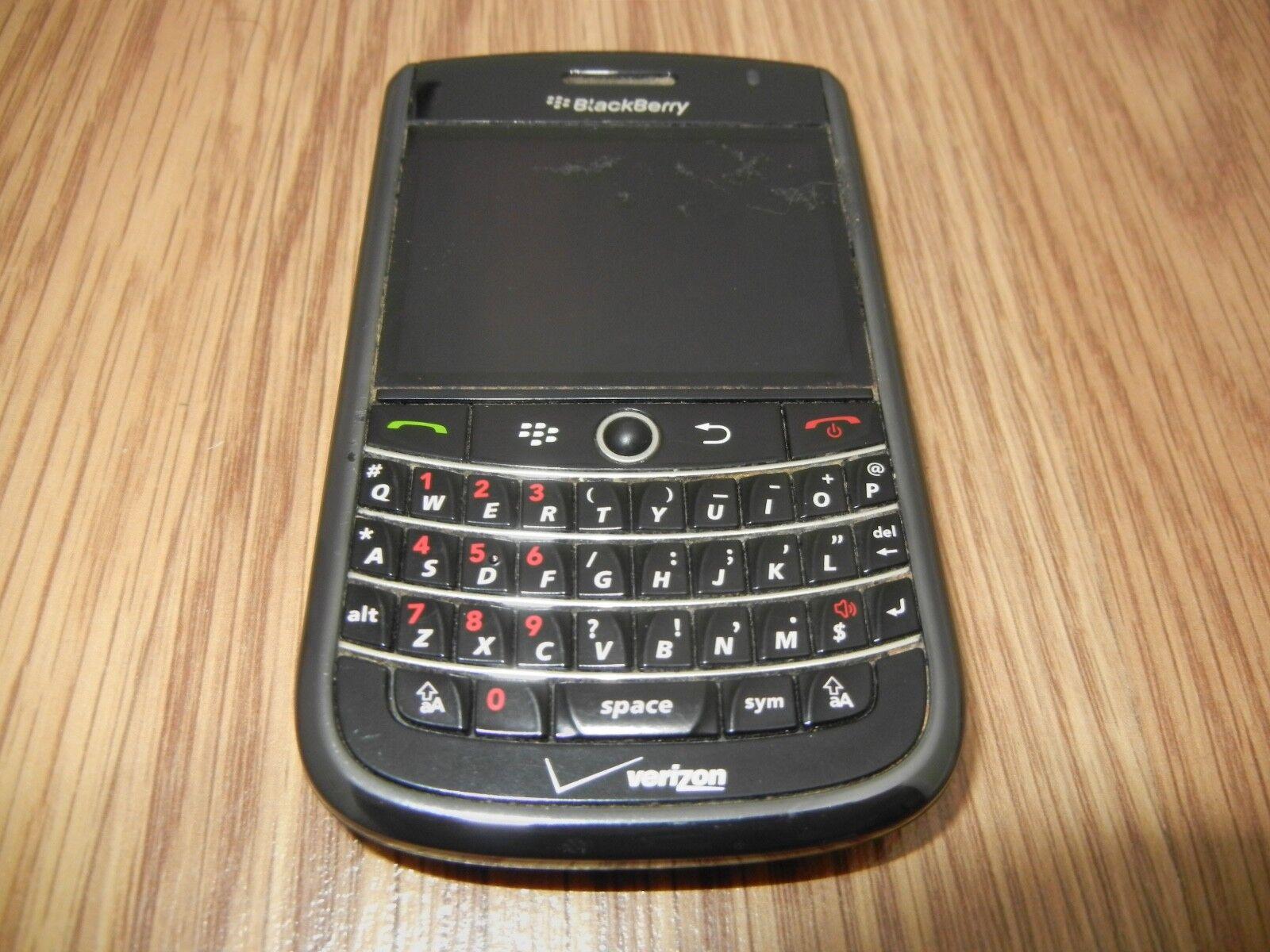 BlackBerry Tour 9630 Black Verizon Smartphone