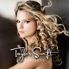 "TAYLOR SWIFT ""FEARLESS"" CD NEU"