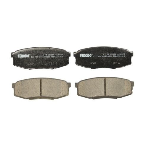 Bremsbelagsatz Scheibenbremse FERODO FDB4230