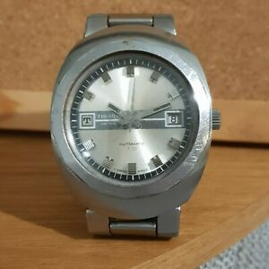 Vintage Tissot T.12 Automatic men's watch T12 cal 2481