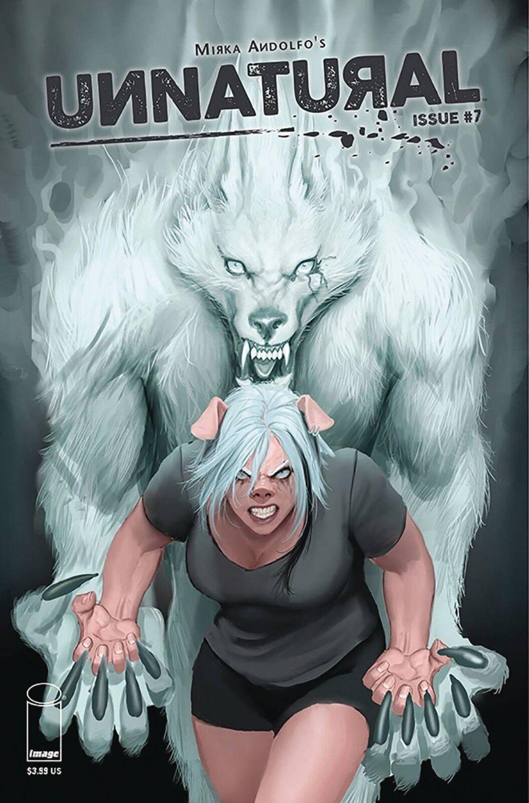 Unnatural #1 Cover B First Print