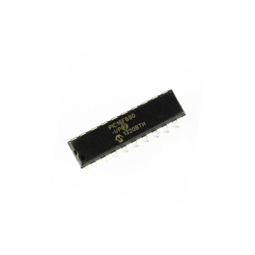 1PCS NEW  PIC16F690 PIC16F690-I//PMCU IC MICROCHIP DIP-20