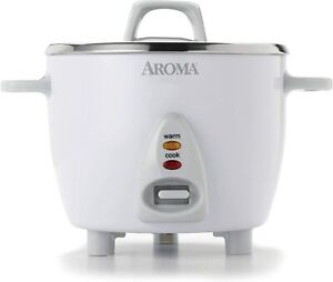 Aroma-Select-Stainless-Rice-Cooker-amp-Warmer-14-Cup-cooked-3Qt-ARC-757SG