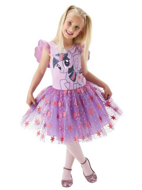 My Little Pony Twilight Sparkle Child Costume 3-5