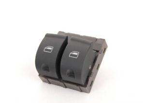 New-Genuine-AUDI-TT-07-14-Driver-Side-Front-Electric-Window-Switch-8E0959851C5PR