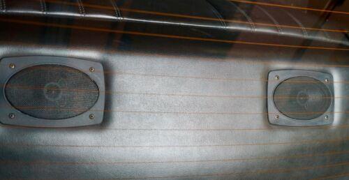 Porsche 911 queconstruirían cover-frame//altavoces diafragma - marco