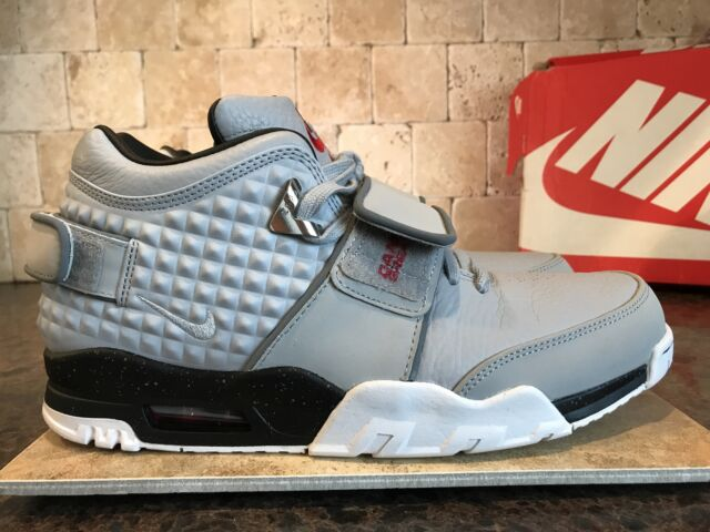 competitive price 9a003 db20a NIKE AIR TRAINER CRUZ SHOES MEN S SZ 11 777535 001 2015 WOLF GREY