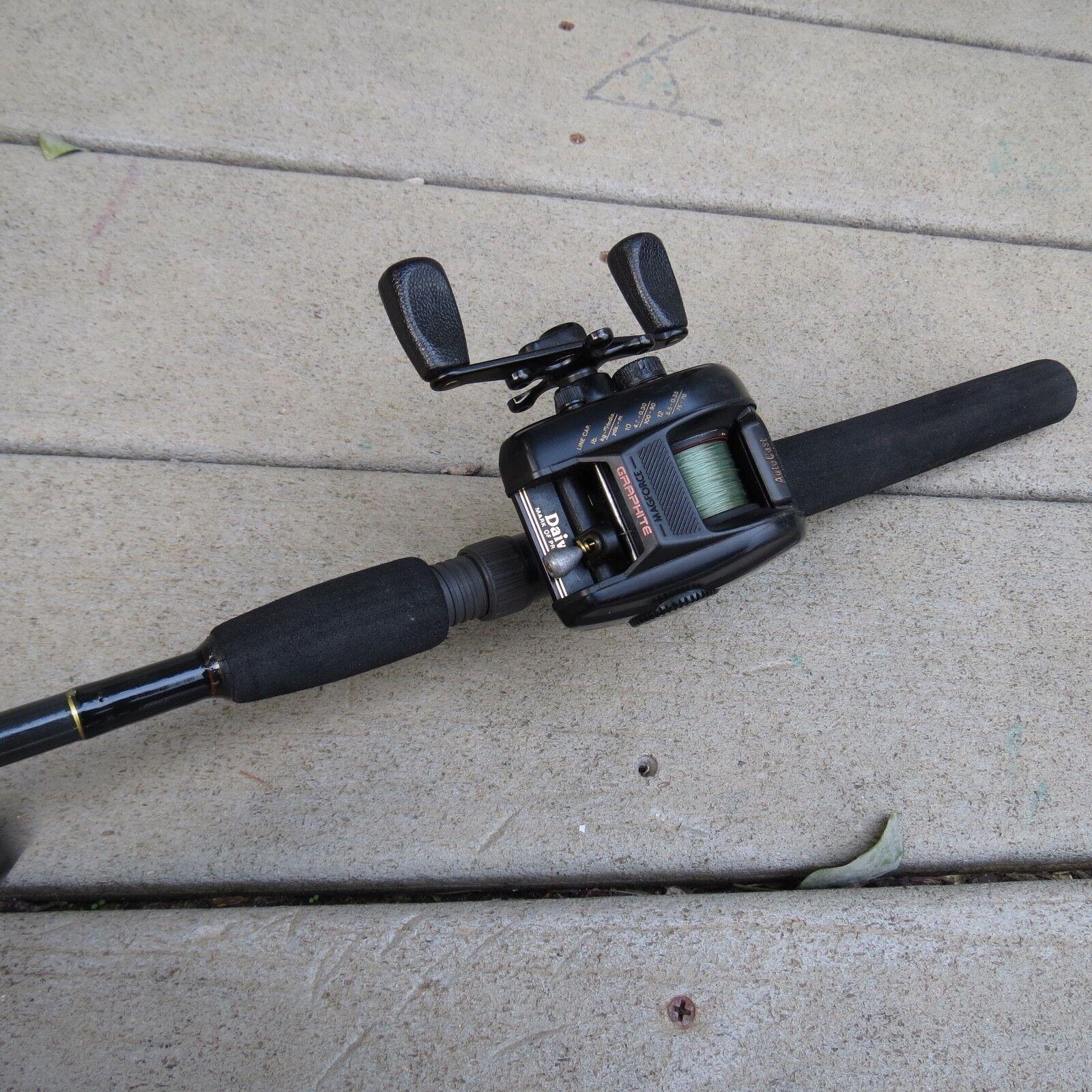 Shimano Crestfire fishing rod & Crestfire fishing reel combo (lot)
