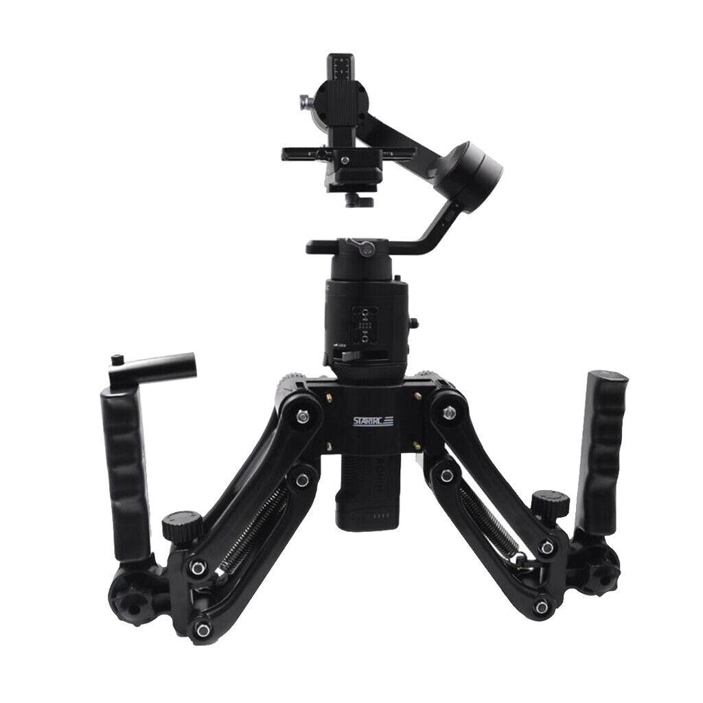 4th  Axis Gimbal Stabilizer Dual Hele Strap Mounting Screw for DJI Ronin SC  presa di fabbrica