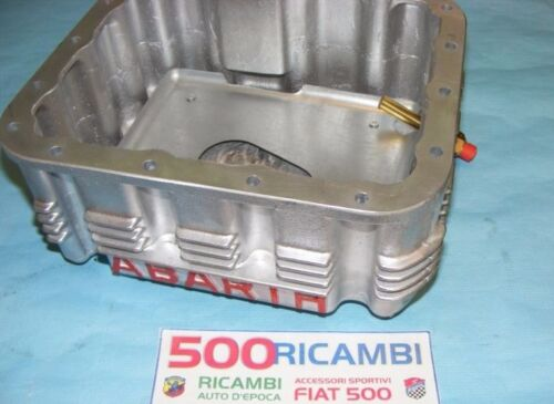 TERMOSTATO FIAT 500 F//L//R COPPA OLIO MOTORE ABARTH DA 4KG CARTER FERMA OLIO