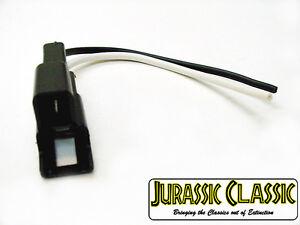 pontiac parking light headlight wiring harness connector pigtail leads socket ebay