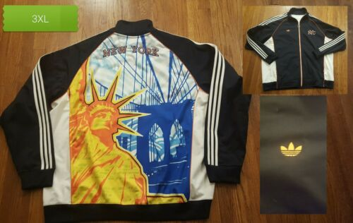 Adidas Originals NYC Track Jacket 3XL XXXL Mens St