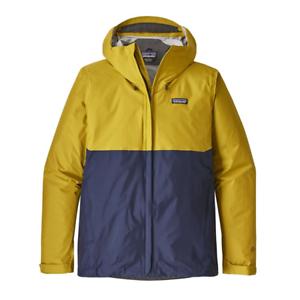 Txtg Torrentshell Jacket m Guscio Patagonia Giallo 41Bxn