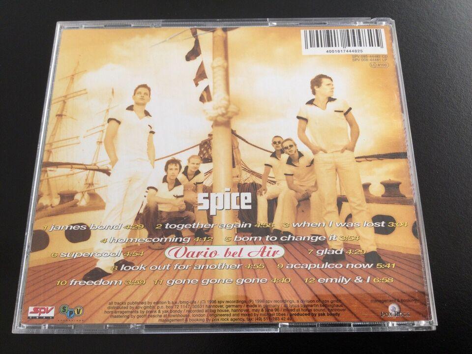 Spice: Vario Bel Air, jazz