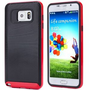 SAMSUNG GALAXY NOTE 5 SHOCK-PROOF HYBRID DUAL LAYER ARMOR DEFENDER CASE COVER