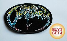 OBITUARY PATCH,BUY3GET4,DEATH METAL,GRAVE,ASPHYX,AUTOPSY,CELTIC FROST,POSSESSED