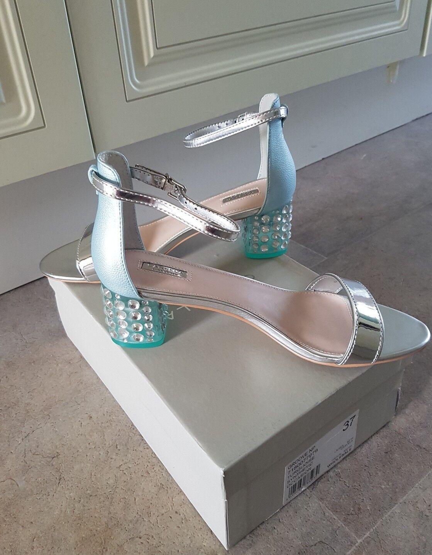 on sale 97398 742bd SUPERBE Kurt geiger CARVELA Chaussures Avec Cristaux D   La Qualité