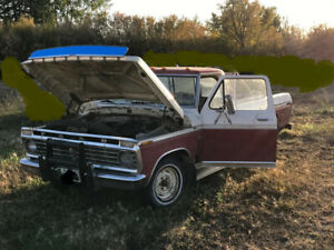 1973 Ford F 100