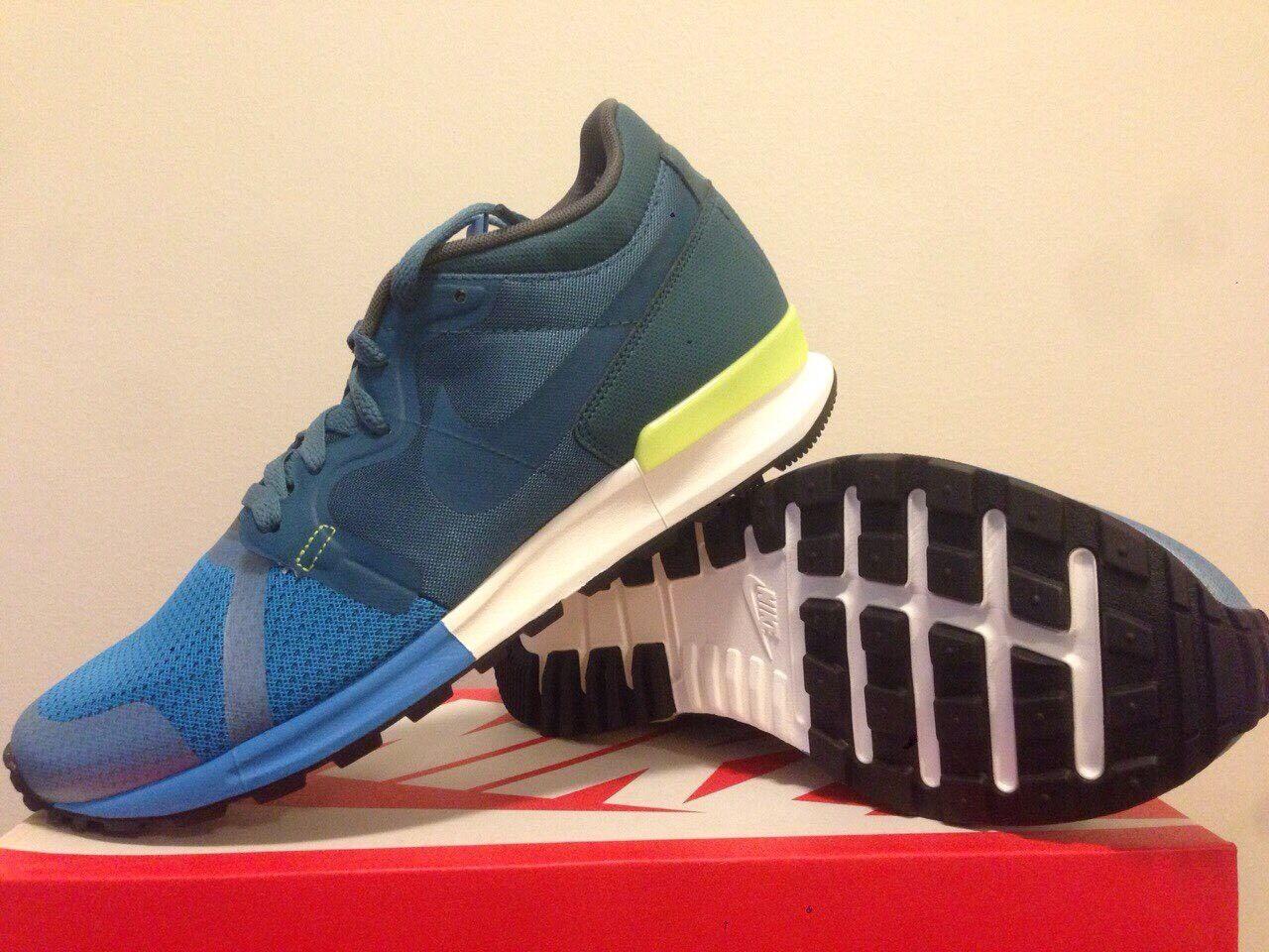 Nike Berwuda mid QS ( Bleu )  Homme  Us