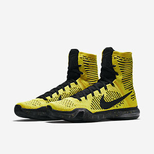 new concept d6842 f698e Image is loading Nike-Kobe-10-X-Elite-CODA-Opening-Night-
