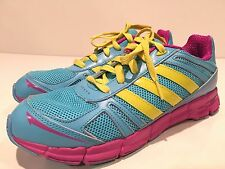 Adidas Adifast K Girls' Running Athletic Shoes Youth Size 6.5
