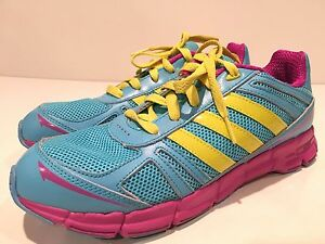 Details about Adidas Adifast K Girls' Running Athletic Shoes Youth Size 6.5 M