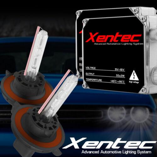 XENTEC HID XENON 55W Conversion Kit H4 H7 H11 H13 9003 9005 9006 9007 880 Hi-Lo