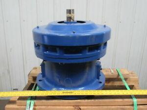 Sumitomo SM-Cyclo PA104230 CWVS-6225Y-43 Inline Gear Reducer 75.8Hp 43:1 Ratio