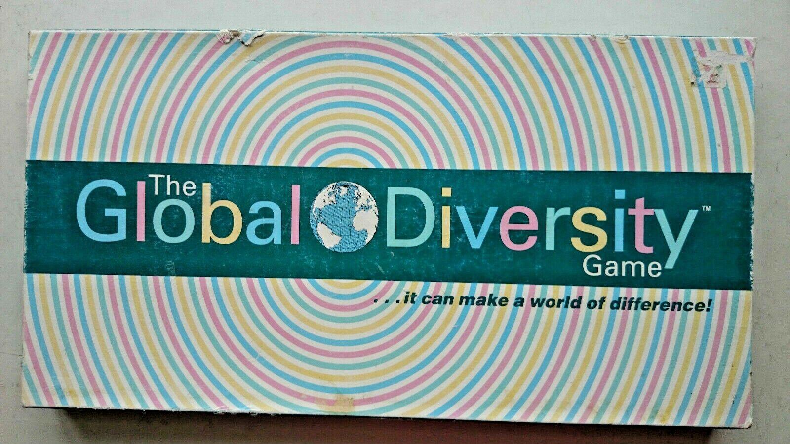 Vintage  Global Diversity  Game  1993 Edition