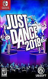 Just-Dance-Nintendo-Switch-2018-Brand-New-Sealed