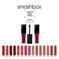 Smashbox Always On Liquid Lipstick in 12 Color (New in Box) Choose your color