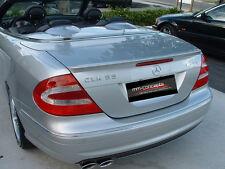 Heckspoiler Spoiler für Mercedes Benz CLK W209 Heckspoiler 55 63 65 AMG