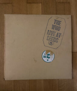 The WHO-Live at Leeds (vinile, Gatefold, Rice bag, ecc., 2480 004)