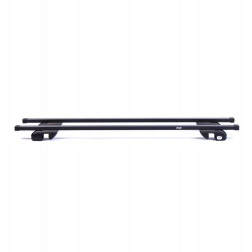 Mercedes Vito W639 MPV 04-14 AMOS Steel Roof Rack Cross Bars open roof rails