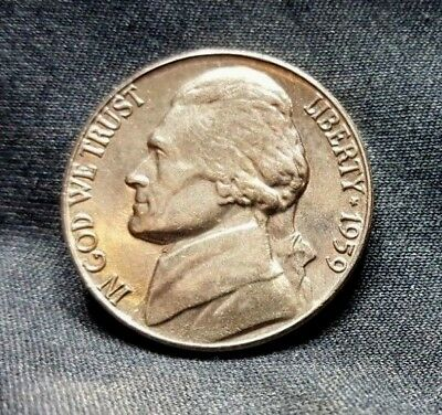 1948-P  Jefferson Nickel  low mintage