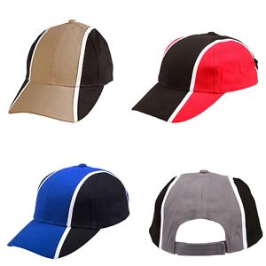96799107899daa NEW MENS STYLISH CAP SPORTS GYM TRAINING SUN CASUAL WORK HATS MEN'S ...