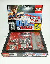 LEGO Technic Universal Building Set 8055   New Open Box Sealed bags RARE 1986