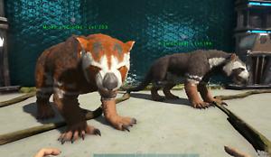 Ark Xbox PVE Gen 2 R-thylacoleo Breeding Pair High level