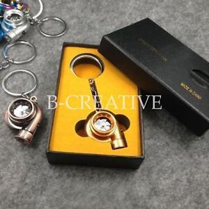 Turbo-Cargador-Llavero-LED-Antorcha-Girar-Sonido-Venta-Caja-Navidad-de-Oro