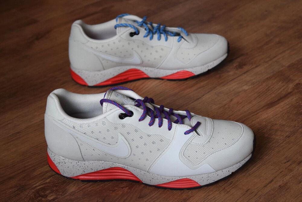 Nike Lunar VENGEANCE terre  42 Stock 43 44 44,5 mort Stock 42 429860 001 Vortex Lepic Chaussures de sport pour hommes et femmes 22cf3d