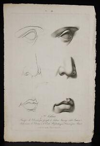 Engraving-End-18th-Principles-Of-Drawing-Per-Joephe-amp-Antoine-Sauvage-Eye-Mouth