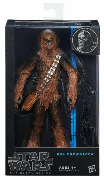 STAR Wars Black Series 3.75 Blu #11 Chewbacca