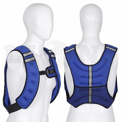 Weighted Vest Veste Fitness Exercice Musculation Gym | eBay