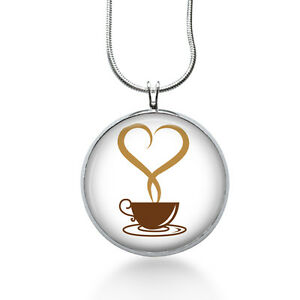 Coffee-heart-necklace-love-anniversary-jewelry-silver-plated