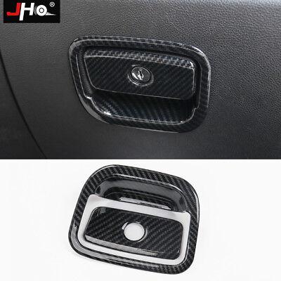 8pcs//set ABS Chrome Car Door Handle Bowl Cover Trim For Jeep Cherokee KL 14-19