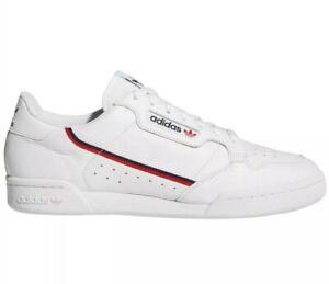 adidas white mens trainers