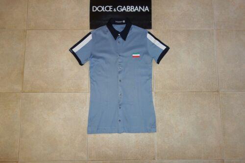 Polo Italia shirt ItsMade hemd Label DolceGabbana Italyzeldzaam T In 46 Black XlPOkiuTwZ