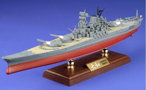 Force Of Valor 861004 A japonais Yamato-CLASSE CUIRASSé Imperial Japanese Navy YAMATO opération