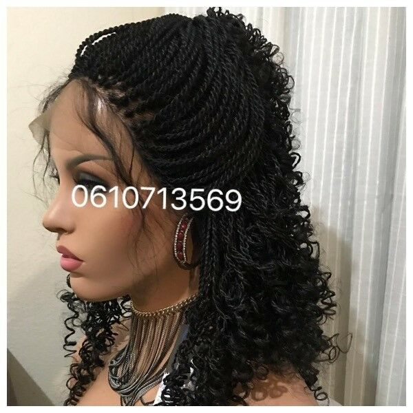 106376b9a1c LACE FRONT BRAID TWIST WIG | Midrand | Gumtree Classifieds South Africa |  376580014